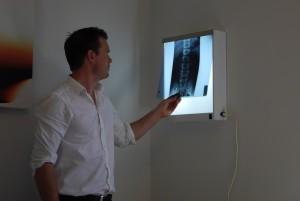 Reigate osteopath Lee Wilson